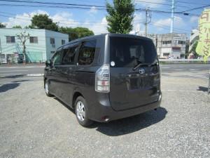 ヴォクシー XLエディション 黒 「7」 写真2